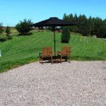 Dumfries Bed and Breakfast Garden