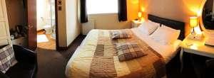 Double En-Suite Room at Southpark House Dumfries